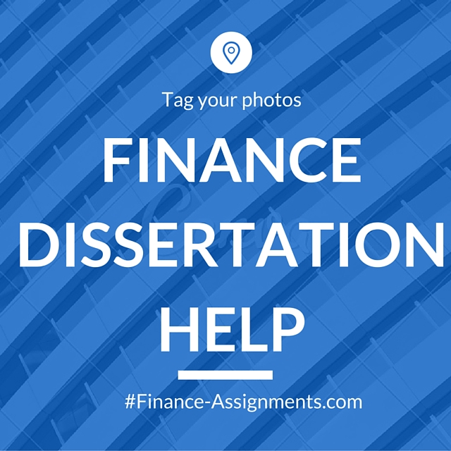 thesis of finance for mba